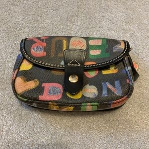 Dooney and Bourke small clutch
